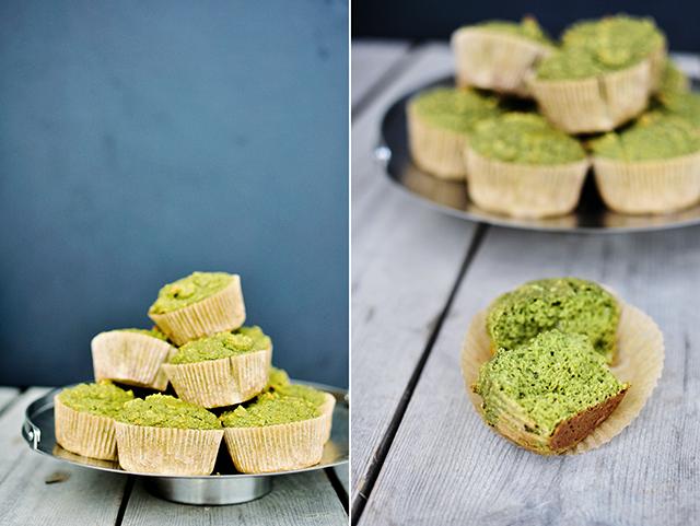 matcha-muffins