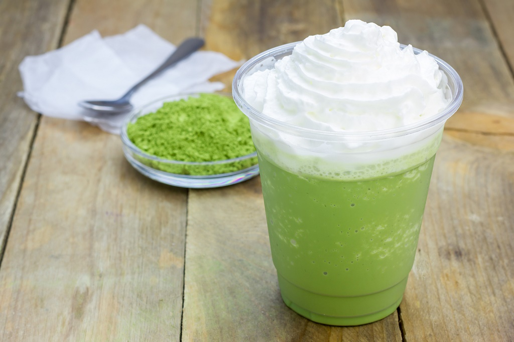 The Best Green Tea Frappuccino Recipes
