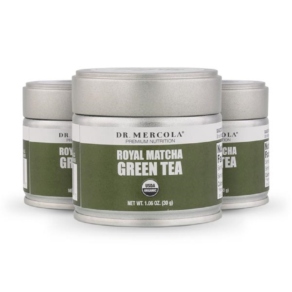Dr. Mercola's Royal Matcha Tea Review