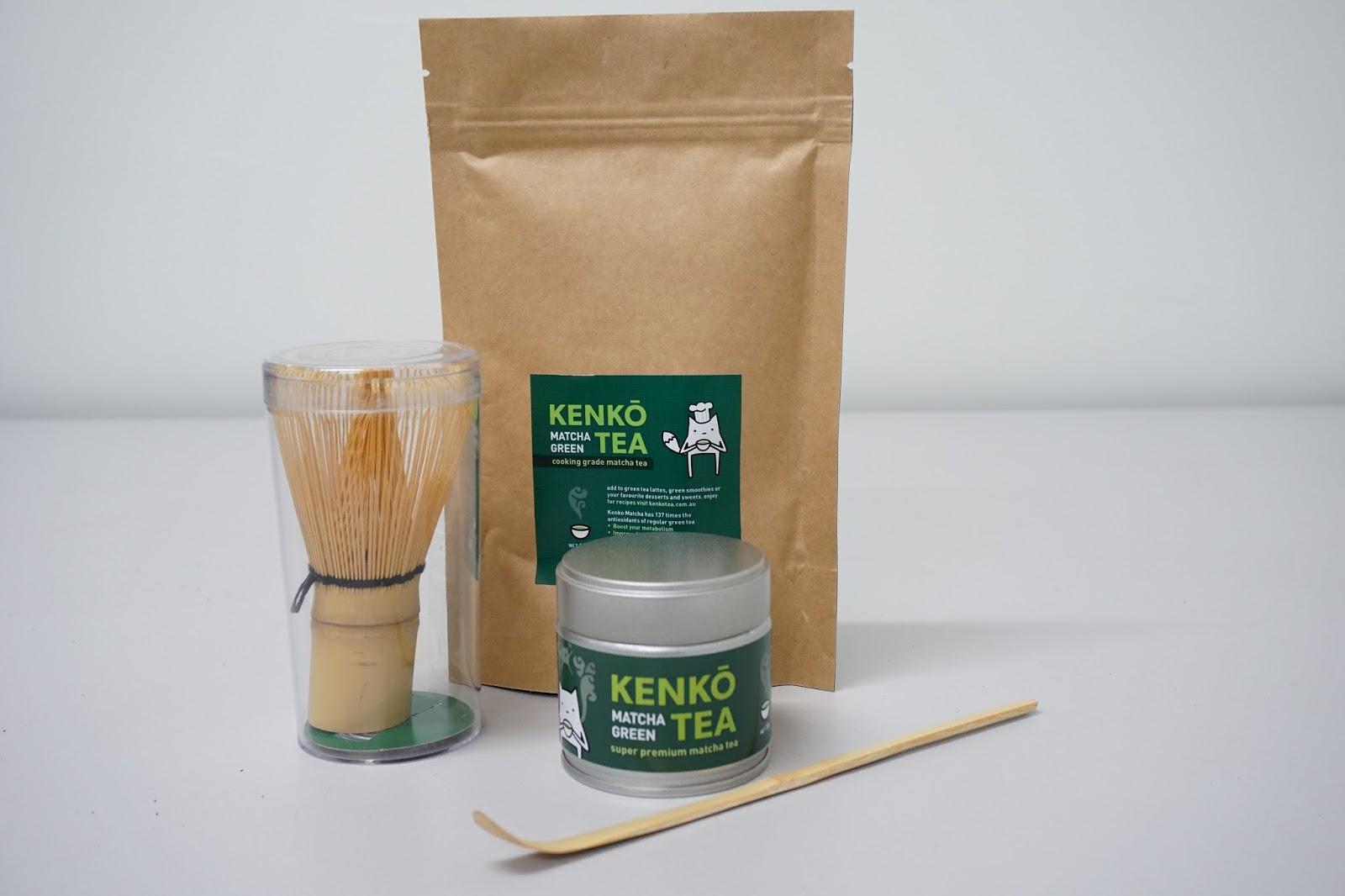 Kenko Matcha Tea Review