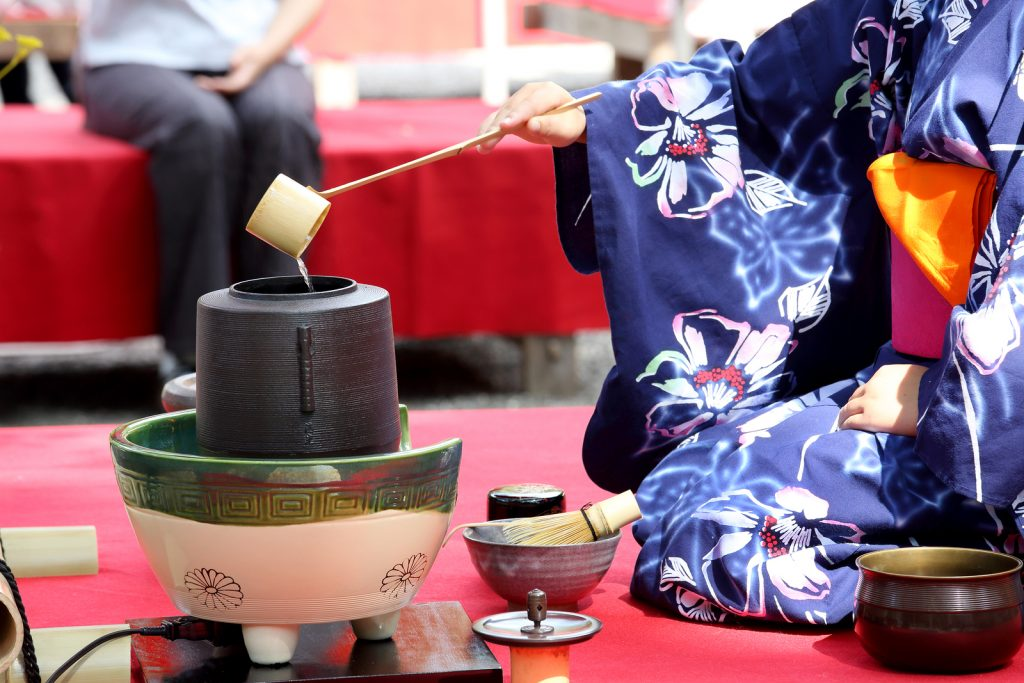 What is the Japanese Tea Ceremony Anyway?